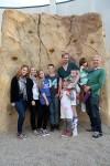 Família dinamarquesa conhece família alemã/norte-americana